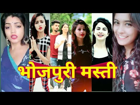 #bhojpuri masti // new superhitt bhojpuri tik tok musically video for pawan singh, khesari lal yadav