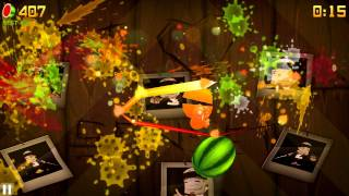 Fruit Ninja HD Arcade Mode PC