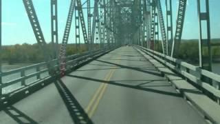 Chester Bridge - Mississippi River - 10/18/12