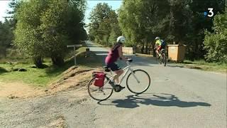 En Creuse, trois véloroutes permettent aux cyclistes de parcourir le département