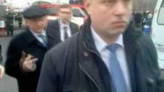 """Эвакуация раненных """"Парк культуры"""""""