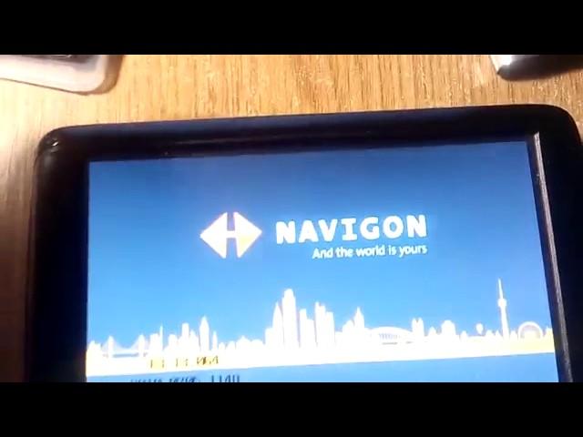 Update navigon 40 plus easy 42 VA Technical