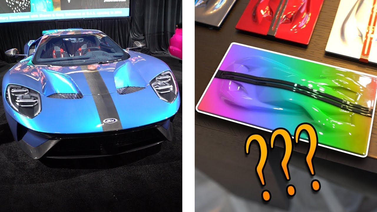 My Ford Gts Custom Color