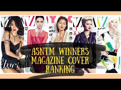 AsNTM Winners Magazine Cover Ranking