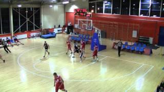ALK Wro-Basket, 29. edycja. Dawid Mikos (Tako) triple