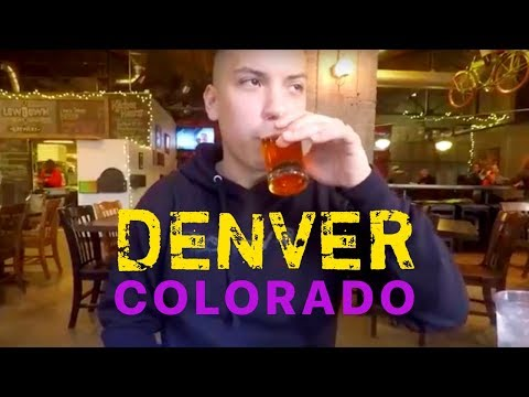 Places To Eat And Drink In Denver | Part 2 | Girls Who Eat Out