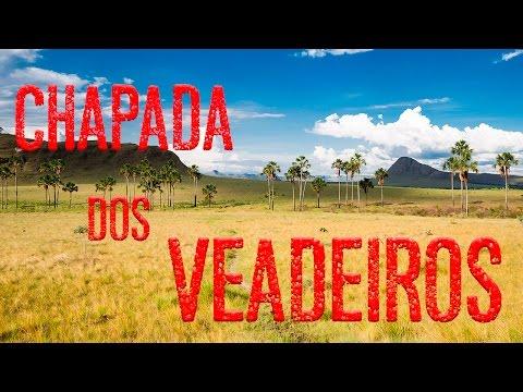Parque Nacional da Chapada dos Veadeiros em alta definição - GO.mp4