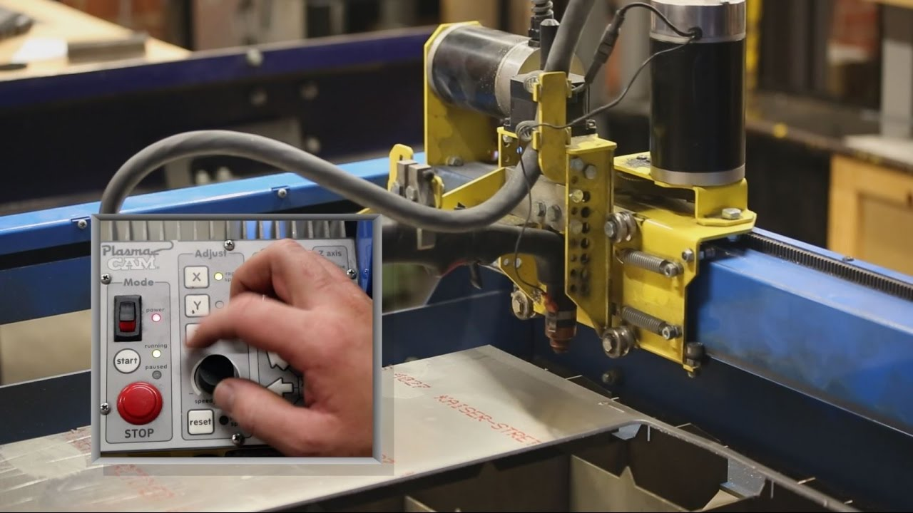 Plasmacam for sale craigslist - Operating The Plasmacam Cnc Plasma Cutter Clark Magnet High School Ssp