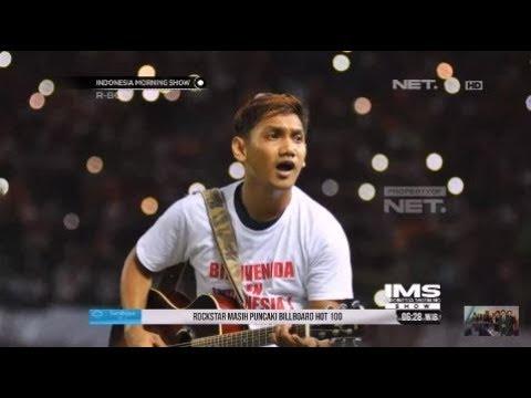Domy Stupa, Mantan Pemain Bola Pengiring Chant Para Supporter