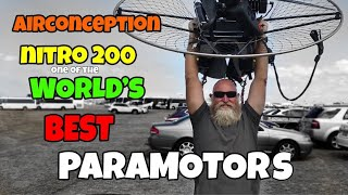 Nitro 200 The ULTIMATE Paramotor