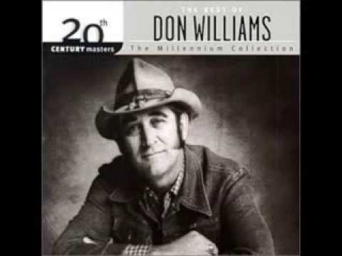 Don Williams - Lay Down Beside Me