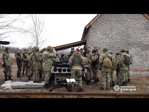 Поліція Івано-Франківської області: Прикарпатські поліцейські вчили студентів тактичної і домедичної підготовки