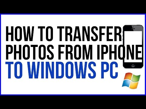 5 Ways to Transfer Photos from iPhone to PC 2019 |  Import Photos from iPhone to PC.