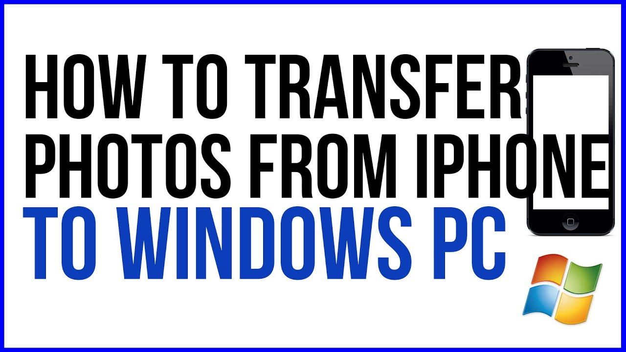 how do i transfer photos from iphone to computer how to transfer photos from iphone to windows pc 3449
