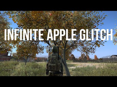 DayZ Standalone: .61 Stable/.62 Exp INFINITE APPLE GLITCH