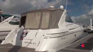 2001 Cruisers Yachts 4270 Express for sale at Texas Power Yachts