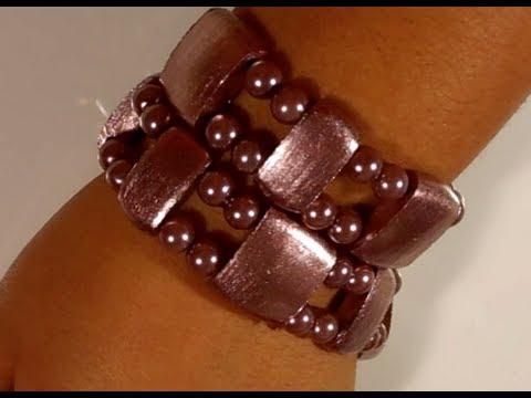 DIY: Old Jewelry Revamp ♡ Theeasydiy #FashionDIY