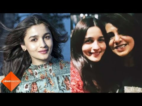 Alia Bhatt Has A Sweet Birthday Wish For Neetu Kapoor | SpotboyE Mp3