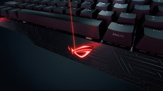 ROG Claymore RGB Gaming Keyboard - Teaser Video(Coming soon with mechanical switches, you have a choice of red, black, blue and brown (each with different resistance and feedback characteristics). Each key ..., 2016-01-12T07:47:44.000Z)