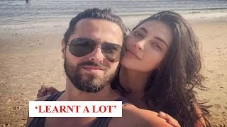 Shruti Haasan talks about her breakup with Michael Corsale
