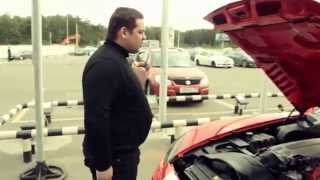 Test Drive by Davidich (with English subs).  Dodge Viper GTS 600