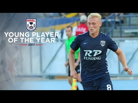2017 NASL Young Player Of The Year | Jacksonville Armada FC's Jack Blake
