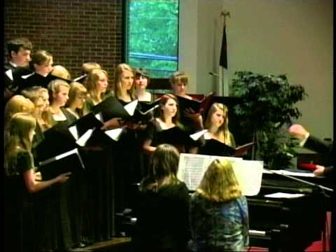 05-11-13 Concert, Central Vermont Academy Choir