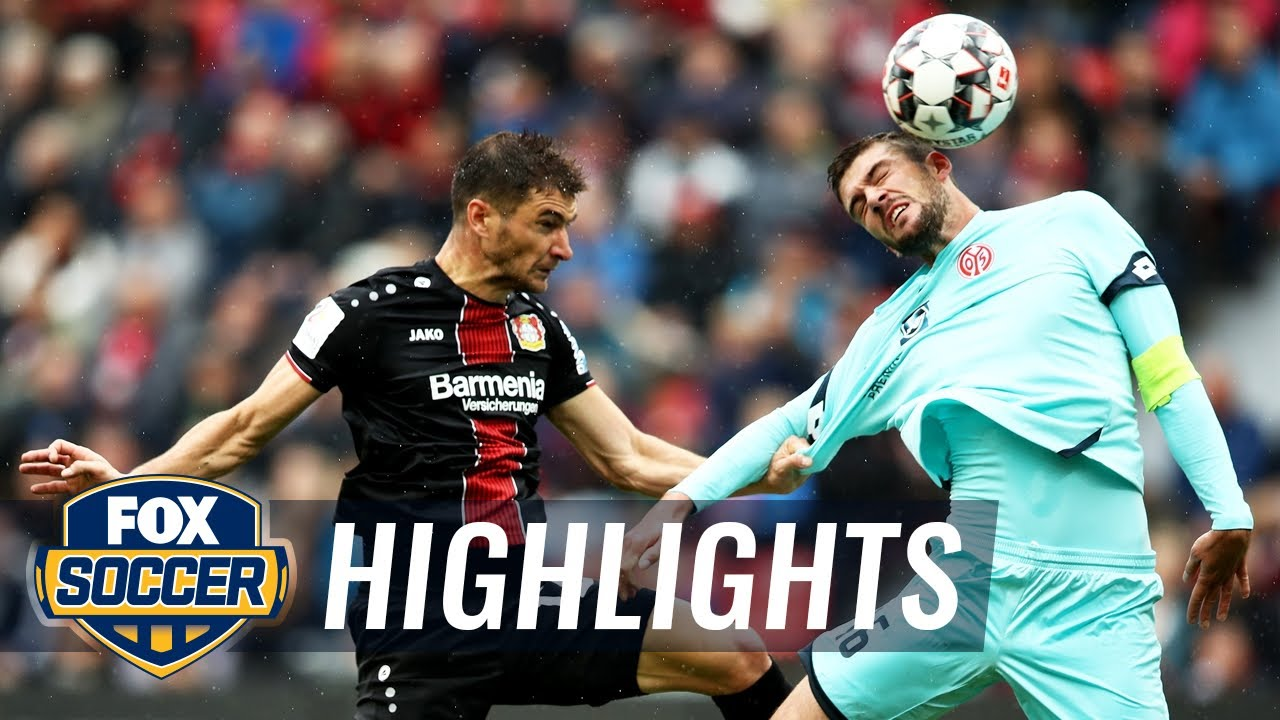 FSV Mainz 05 vs. Bayer Leverkusen | 2018-19 Bundesliga Highlights