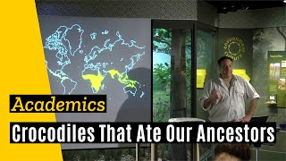 The Giant Horned Crocodiles That Ate Our Ancestors - Christopher A. Brochu