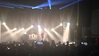Kendrick Lamar - A.D.H.D. (Live) - New York, NY - Feb 26, 2013