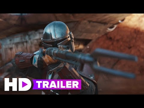 THE MANDALORIAN Trailer 2 (2019) Disney+