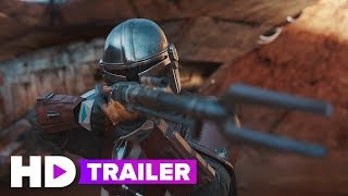 THE MANDALORIAN Trailer 2 (2019) Disney+