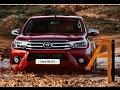 20 Datos Sobre La Gama Actual De Toyota Hilux | Autoinforme