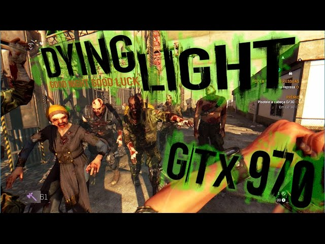 Dying Light: The Following - Side Quest LOUCURA - Ultra Gameplay 1080p60fps