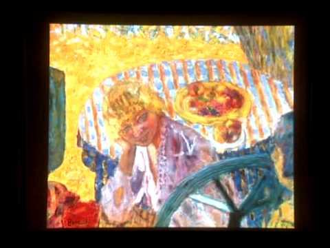 Bonnard and Escapism