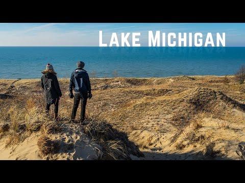 Exploring Epic Sand Dunes on Lake Michigan!
