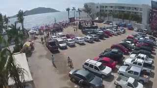 Drone en Semana Santa Mazatlán 2015