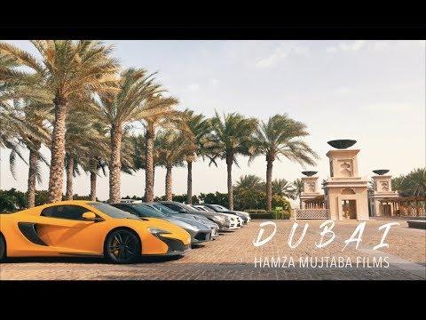Dubai in 4K!