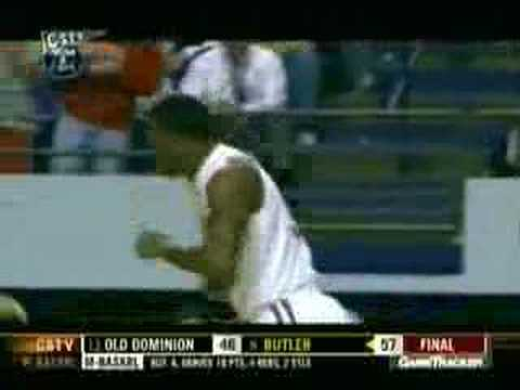 2007 NCAA March Madness Highlights DAY1