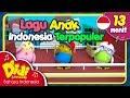 Lagu Anak Balita Indonesia | Ayo Menari Bersama & Lain-Lain | Didi & Friends | 13 Menit