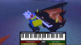 Undertale Shop Ost / Piano Cover Roblox VP