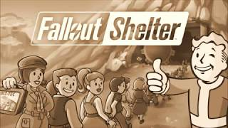 |HQ| Fallout Shelter songs- 4 (Living Quarters Music)