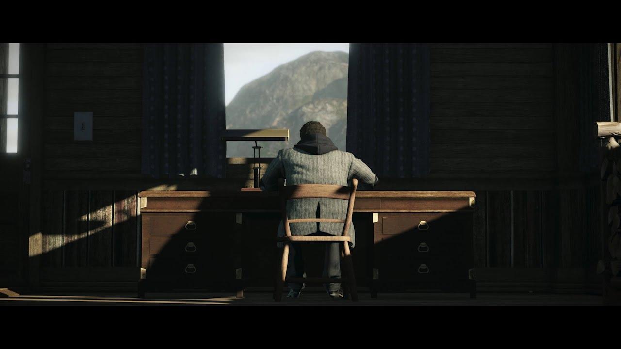 『Alan Wake Remastered』PlayStation Showcase 2021