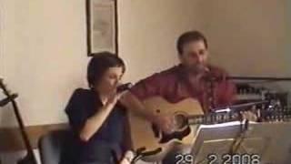 Pam & Ufo performing Ambros