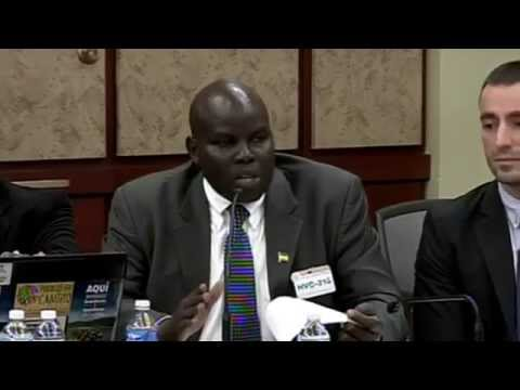 Mr. Obang Meto Testimony @ Lantos Human Rights Commission House committee of Foreign affairs