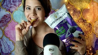 ASMR Entspanntes Unboxing ♡ Fine Food Box | whispering - tapping - scratching in german/deutsch