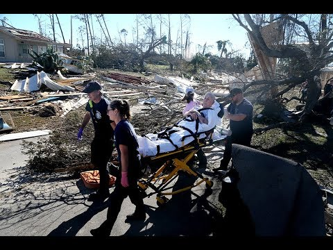 Hurricane Michael: Mexico Beach locals banding together to survive