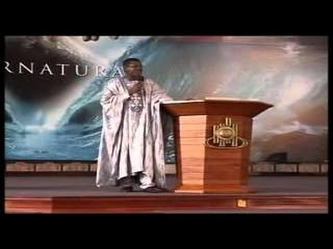 The Holy Spirit Our Helper # Part 1# by Mensa Otabil