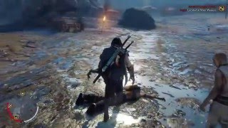 Middle-Earth Shadow of Mordor PS4 [No Commentary Gameplay]