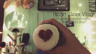 heart week vlog   c and k jewels